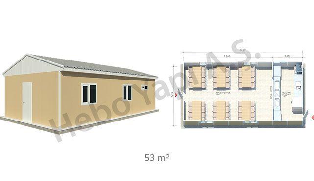 Yemekhane Binaları