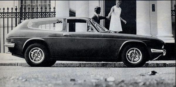 reliant scimitar gte 1968