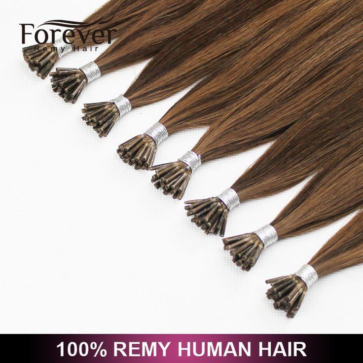 100200s 182022pre Bonded Keratin Stick Tip I 100 Remy Human