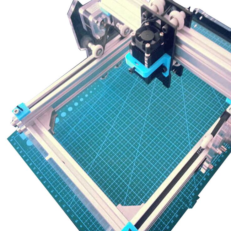 Features: 1) The 500MW DIY laser engraver comes with grayscale printing function 2) Laser power is adjustable 3) Burn time is also adjustable 4) Has a low-light positioning function 5) Also has a free