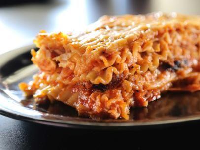 BBQ Lasagna Recipe   Food Network