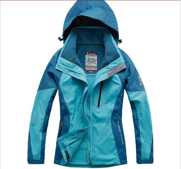 Куртка, против чрезвычайно холодная погода метель и высокая прочность воздушный поток двойной односторонний флис подкладка тепловой соединение куртки лыжный костюм