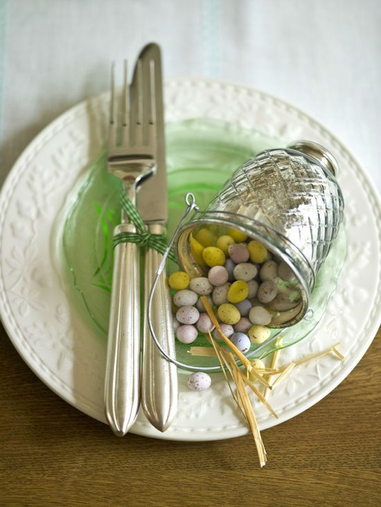45 Festive Easter Table Decoration Ideas