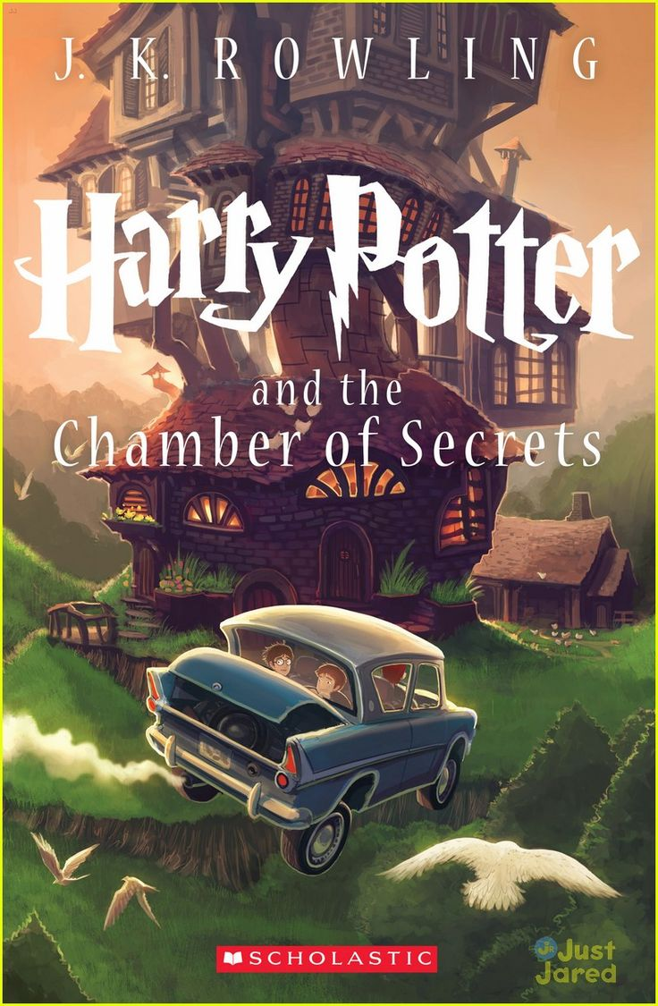 Harry Potter New Book Cover