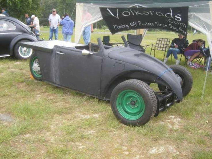 vw beetle reverse trike - Google Search