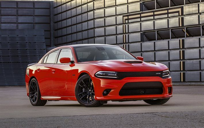 Sedans Dodge Charger Daytona Supercars Red Charger