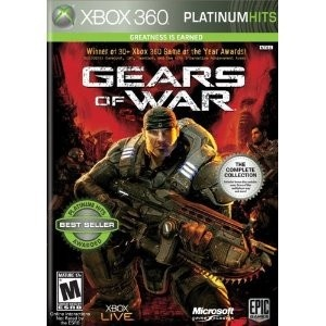 This is a special two disc set for the original Gears of War. This version contains both Annex mode, and the ability to earn an extra 250 achievements for a total of 1250. Disc 1 includes the original GOW game. Disc 2 includes:  Gears of War - Map Packs 1 & 2 Gears of War - Theme - 'Emergence Day' Gears of War - Gamer Pics - 'Gears of War,' 'Emergence Day' Gears of War 2 - Trailers - 'Duel,' 'Assault' Gears of War 2 - Theme - 'Bare Your Teeth' Gears of War 2 - Gamer Pics - 'C