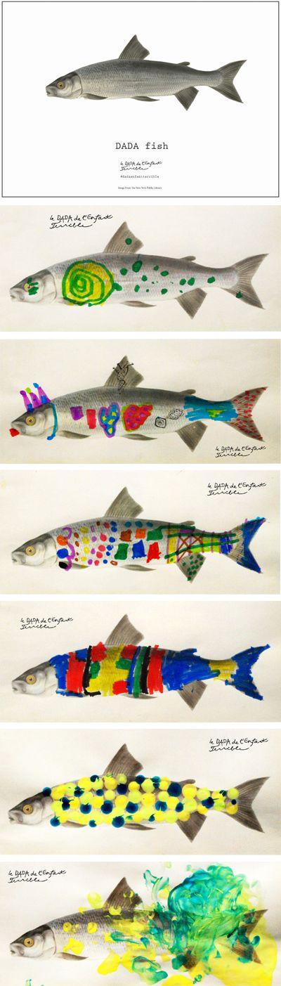 DADA fish