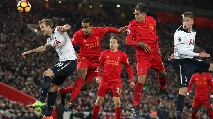 5 talking points ahead of Liverpool v Tottenham #News #Football #HarryKane #Liverpool #PremierLeague