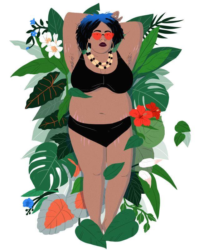 Portfolio of the German illustrator Laura Breiling Illustration Art Drawing, Simple Illustration, Nature Illustration, Female Body Art, Art Calendar, Body Drawing, Print Pictures, Portrait Art, Erotic Art