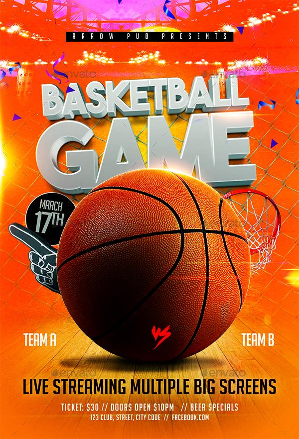 Basketball Game Flyer Arena Ball Bar Basket Basket Ball Basketball Basketball Flyer Basketball Game Bas Flyer Holiday Party Flyer Basketball