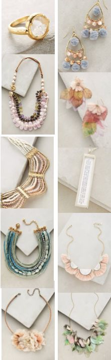 Very cute and affordable bohemian jewelry