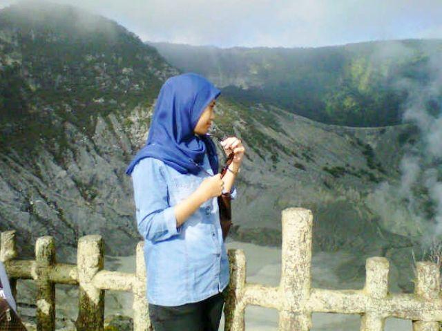 Tangkuban Prahu-West Java