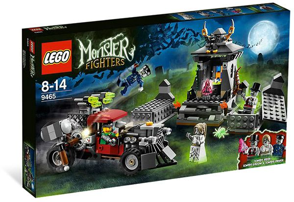 LEGO Monster Fighters The Zombies Set $39.99