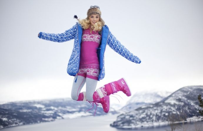playful Moods of Norway