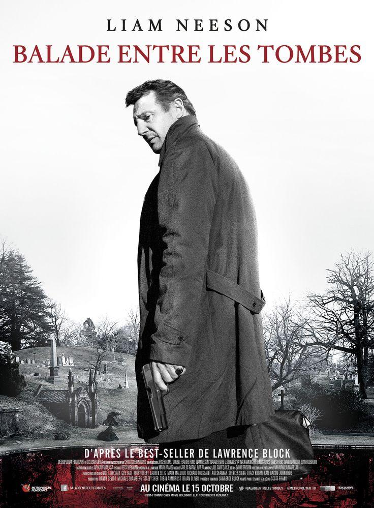 Balade entre les tombes est un film de Scott Frank avec Liam Neeson, Dan Stevens. Synopsis : Ancien flic, Matt Scudder est désormais un détective privé qui travaille en marge de la loi. Engagé par un trafiquant de drogue pour retrouver ceux qu
