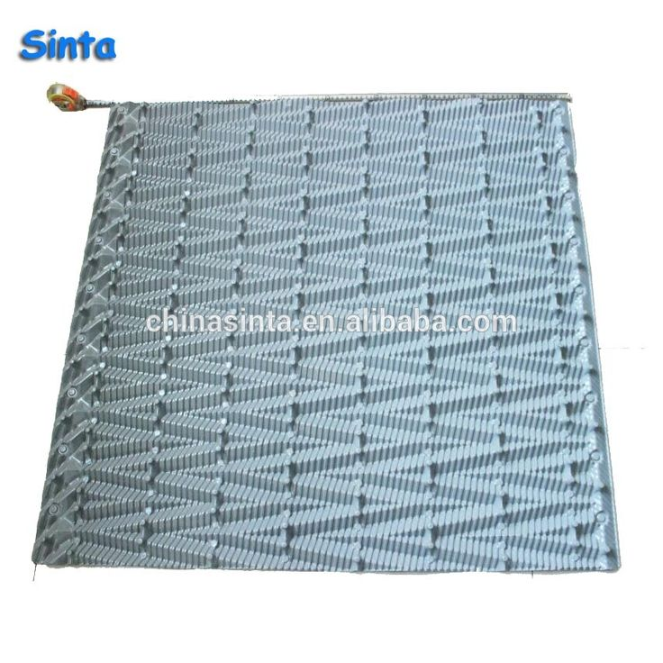 PP PVC Filling for Cooling Tower infill