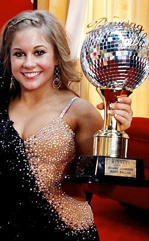 Shawn Johnson:)