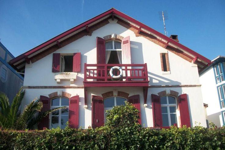 Abritel Location Capbreton Maison de caractère et de charme familiale location maison Adour Landes Océanes Emplacement unique sur le port de plaisance de Capbreton. Maison de 180m².