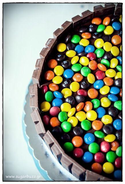 Sugar Buzz: Η πιο τέλεια σοκολατένια τούρτα! Βήμα-Βήμα