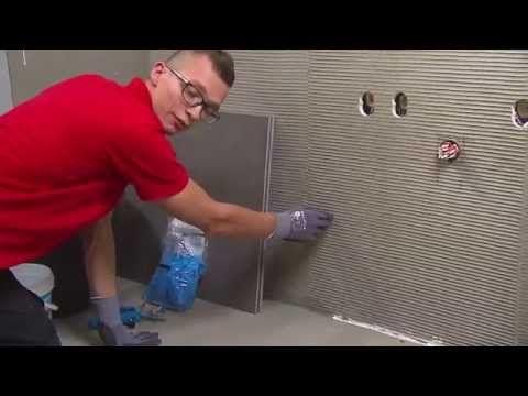 Badkamer tegelen 1 - YouTube