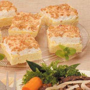 Fluffy Pineapple Dessert Recipe. My son just asked for a pineapple dessert. This recipe may fit the bill.