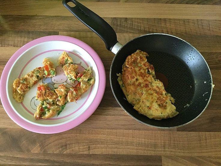 Baby-Omelette, ein schmackhaftes Rezept aus der Kategorie Gemüse. Bewertungen: …