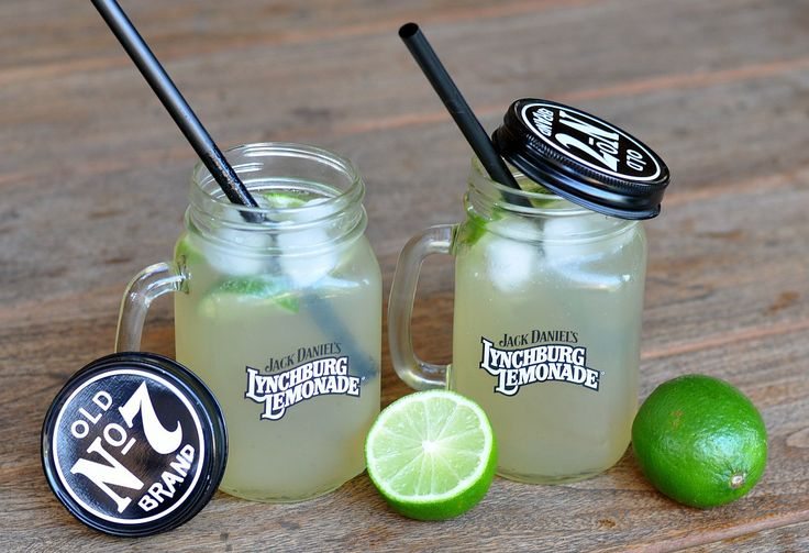 Lynchburg Lemonade – Das Original-Rezept