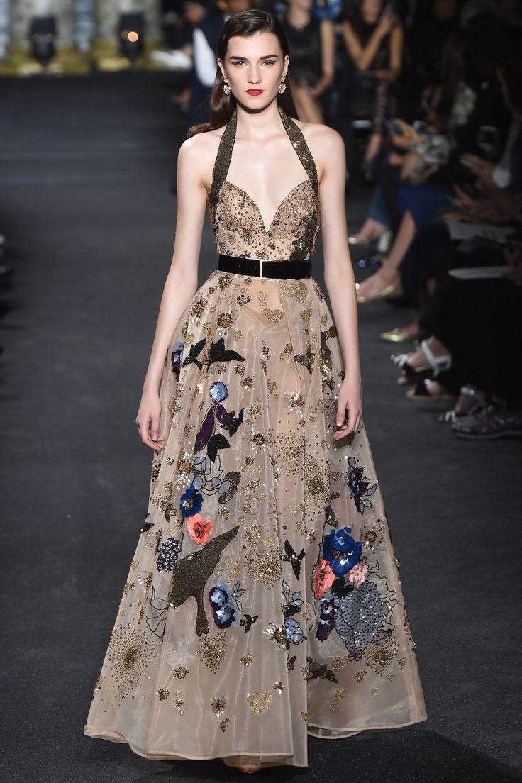 Défilé Elie Saab Haute Couture automne-hiver 2016-2017 45