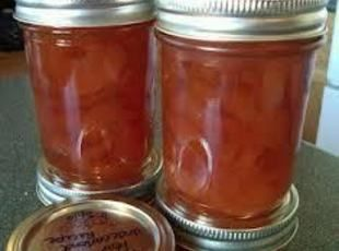 Pear Preserves (Old Fashioned)