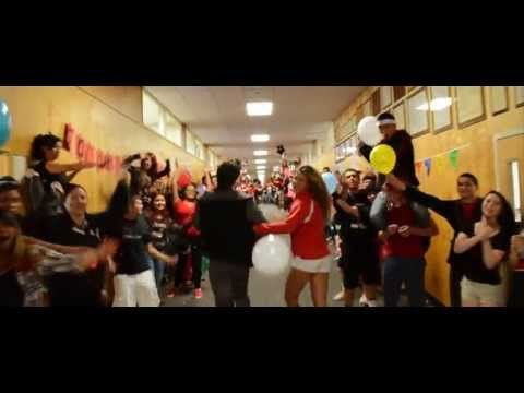 """""""Coconino High School's Good Time"""" Homecoming 2013 I'm in this, you just can't tell..."""
