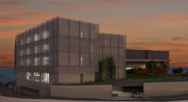 Render Exterior http://abpositivo3d.com/portfolio/renders-concurso-edificio-oami/