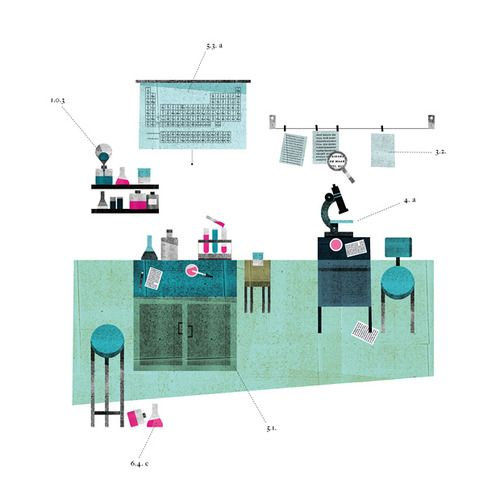workspaces - illustrator: lotta nieminen