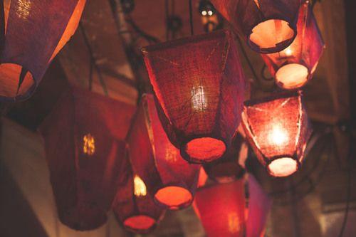 Amber Road - Hand made lanterns - Chinta Kechil