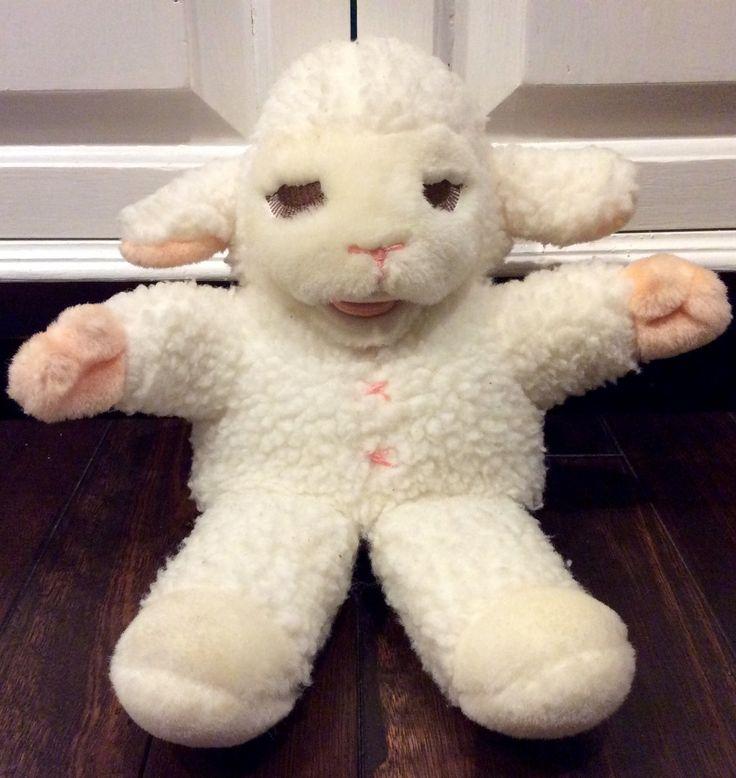 Lamb Chop Baby Bedding