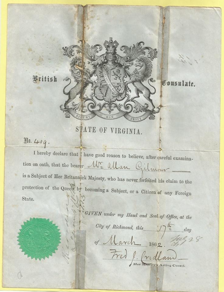 emergency passport renewal documents