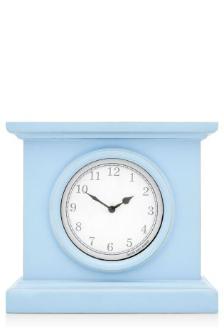 Buy Blue Mantel Clock from the Next UK online shop