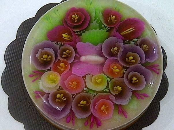 art flowers n butterfly