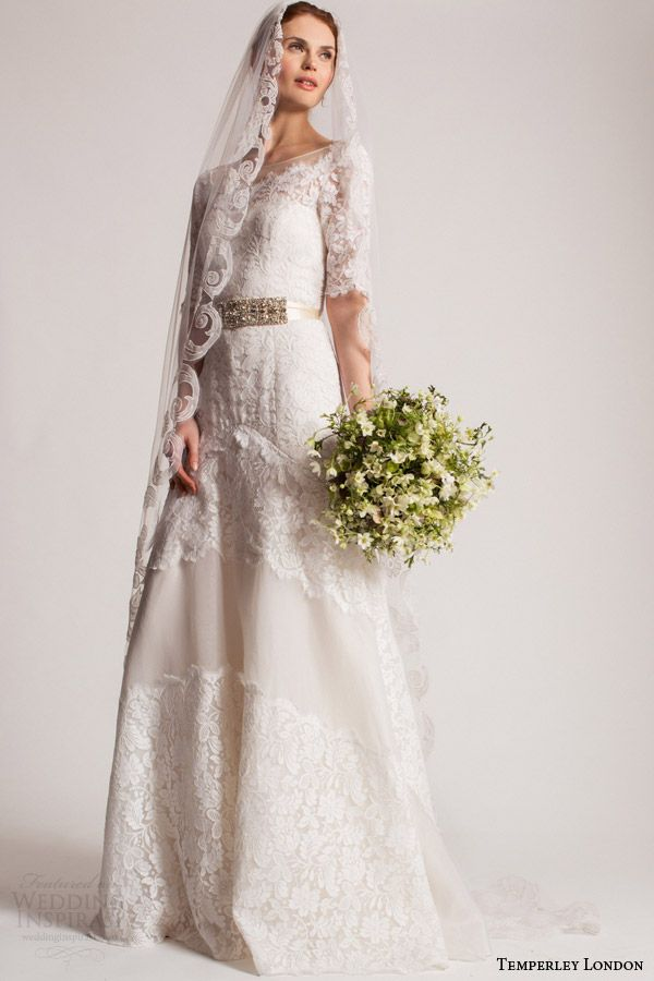 Temperley London Summer 2016 Wedding Dresses — Marianna Bridal Collection | Wedding Inspirasi