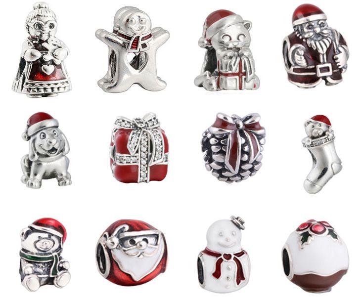 2016 pandora christmas collections #2016Pandorachristmas #pandora #pandorachristmascharms