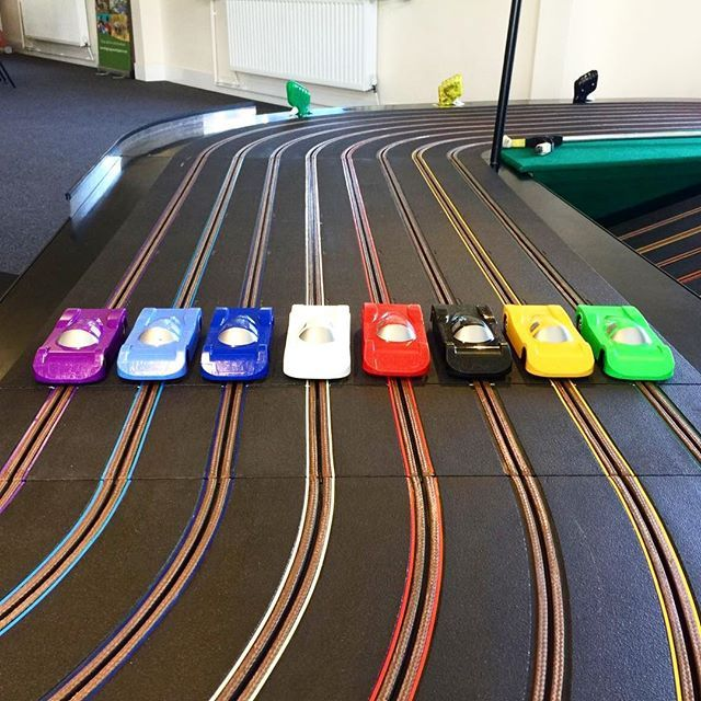 '#SlotCar set and ready at #StonhamBarns near #Ipswich tonight #teambigfun #teamluke #teamkai #events #welovefun #eventprofs #scalextric' by @bigfunuk. What do you think about this one? @jasonallanscott @hobnobspace @plannerslounge @thisweekinweddings @herrgottsweiler @makeeventsltd @mci_dublin @adnecgroup @totemsuperstars @sledgeliveevent @10tation_event_catering @eventureline @sharpfiddler @igalimova @lgeventdesign @danielevents @foodstorylondon @ofdconsulting @kennedy.events @srbarrie…