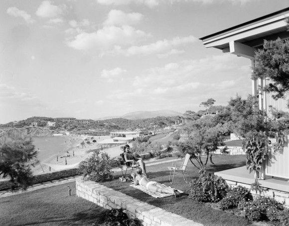 1961 ~ Βουλιαγμένη. Πλαζ Αστέρας.