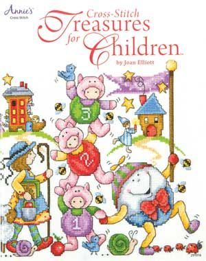 CROSS STITCH TREASURES FOR CHILDREN