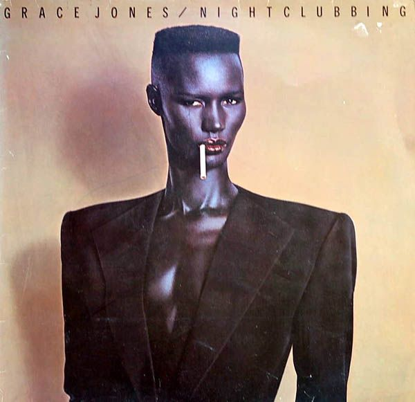 Grace Jones – 'Nightclubbing' (Island, 1981). Grace Jones has always been a force of nature, and her fifth album 'Nightclubbing' is her at the peak of her powers. It was voted NME's Album Of The Year back in 1981, and it still sounds just as groundbreaking now.