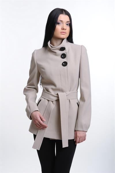 Пальто женское короткое осень каталог