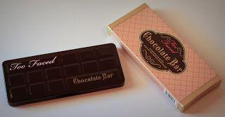 Makeup Collection: Too Faced - Chocolate Bar