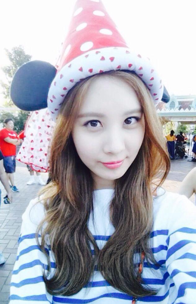 #Seohyun #Juhyun #maknae #SNSD #selca #cute