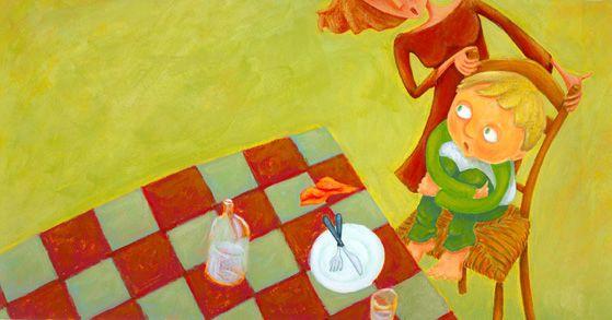 ilustraciones elena feliu: Infantil