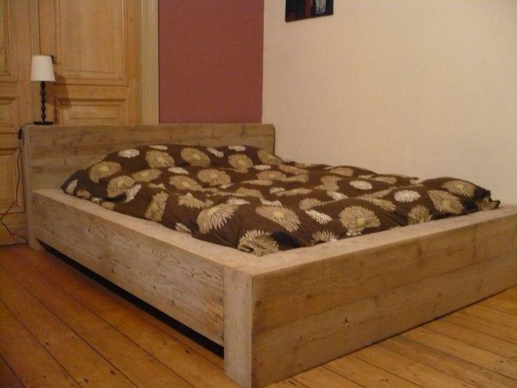 bed design volledig in verstek brede boord - bedden - binneninrichting