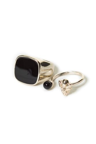 8 Glittering Rings To Make Part Of Your Everyday Collection #refinery29